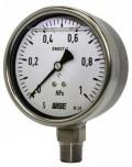 Đồng hồ đo áp suất dầu 250mm