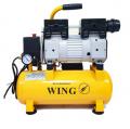 máy nén khí mini không dầu 9 lit