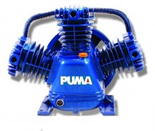 Đầu máy nén khí Puma 20HP