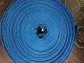 ống bạt xanh đậm hút bùn
